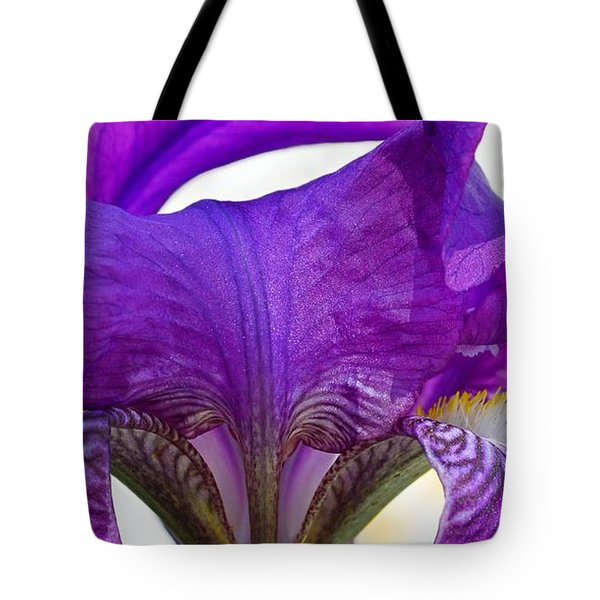 Tall, Bearded And Handsome - Iris Tote Bag
