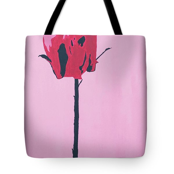 Tall Beauty Tote Bag
