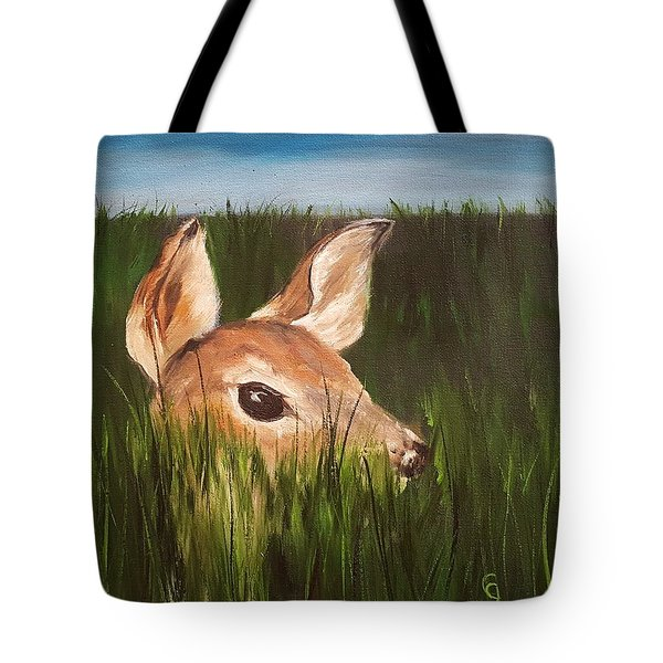 Tall Grass    #63 Tote Bag