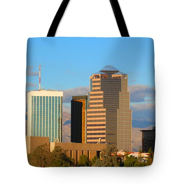 Tall Skinny Man With Hat Tote Bag