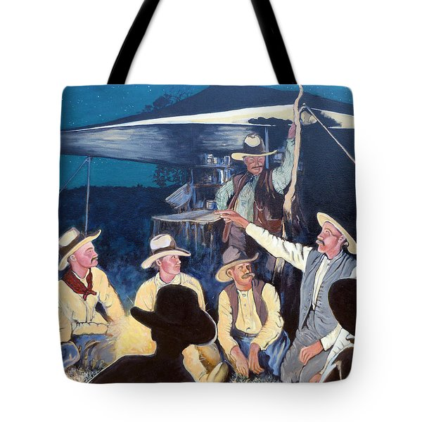Tall Tale Tote Bag