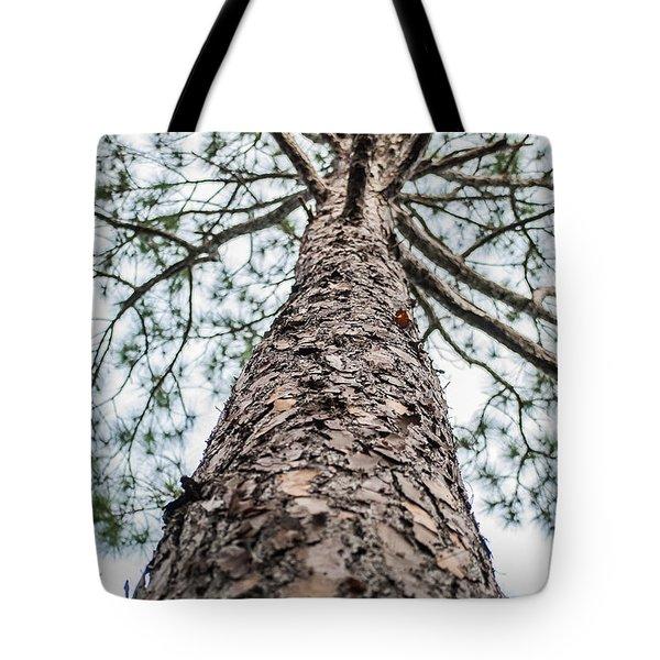 Tall Tree 4007 Tote Bag
