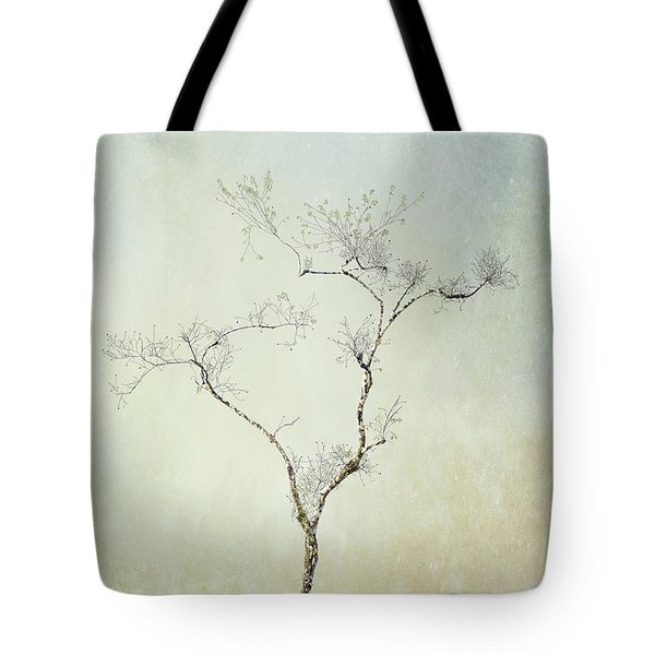 Tall Tree Tote Bag