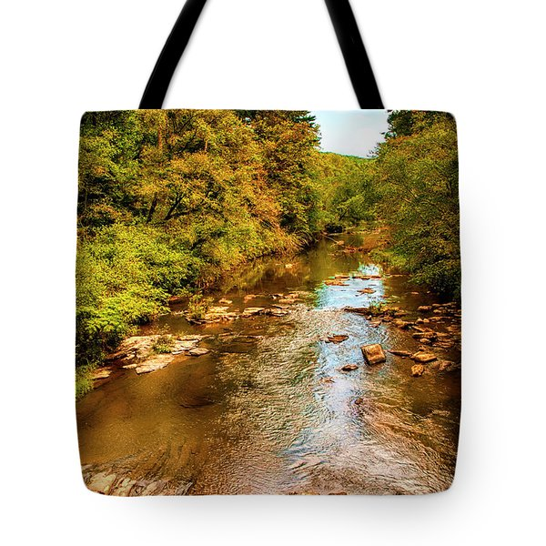 Tallulah River Tote Bag