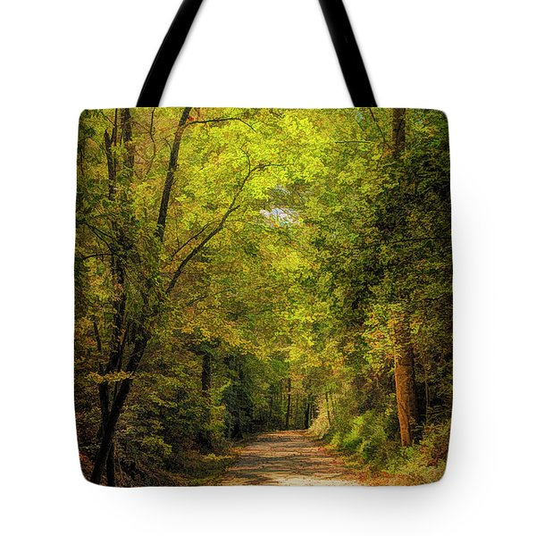 Tallulah Trail Tote Bag