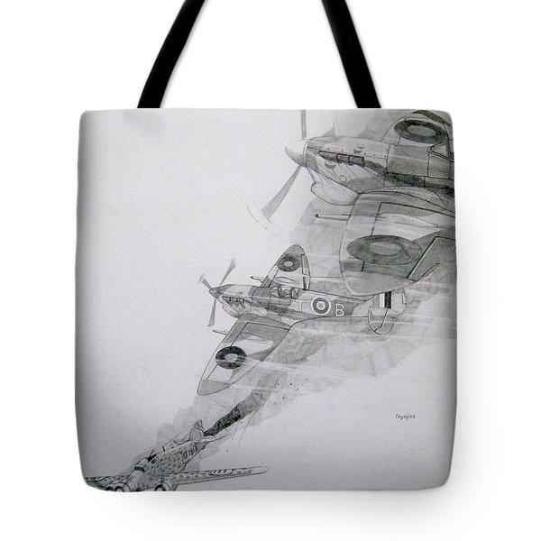 Tally-ho Tote Bag