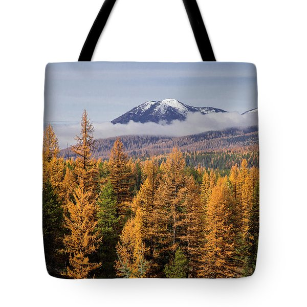 Tamarack Glory Tote Bag