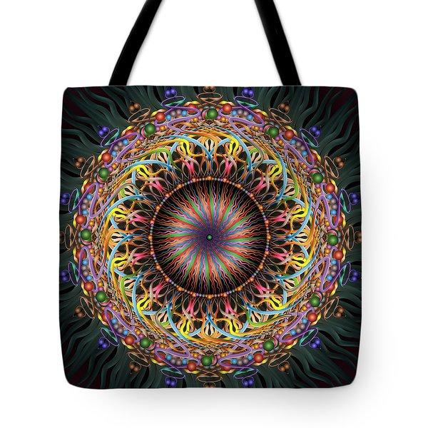 Tambourine Tote Bag