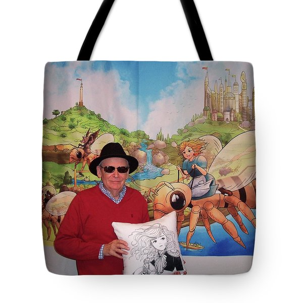 Tammy And Reynold Jay Tote Bag