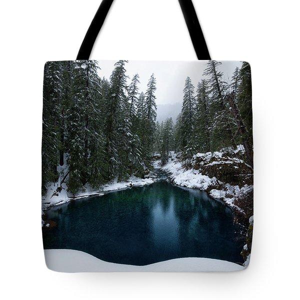 Tamolitch Pool Tote Bag