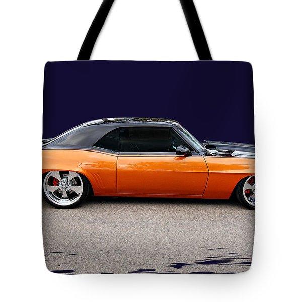 Tangerine Tote Bag