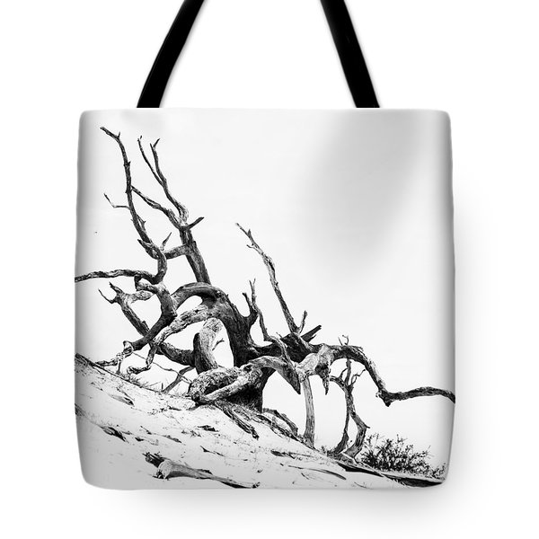 Tangled Tote Bag by Alan Raasch