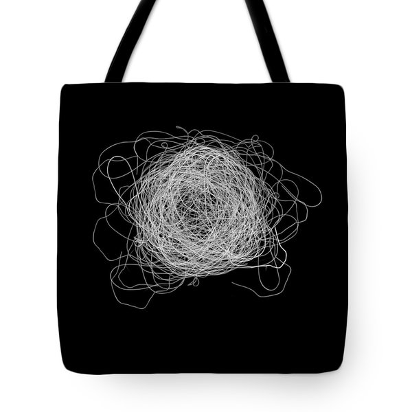 Tangled And Twisted Tote Bag
