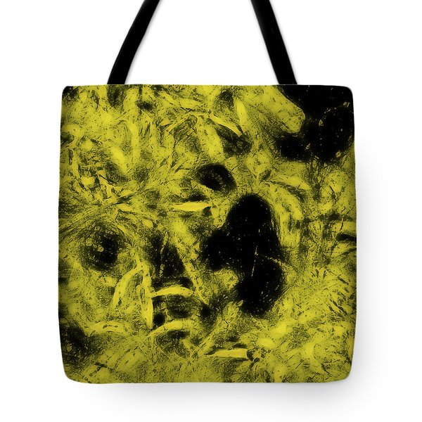 Tangled Branches Tote Bag
