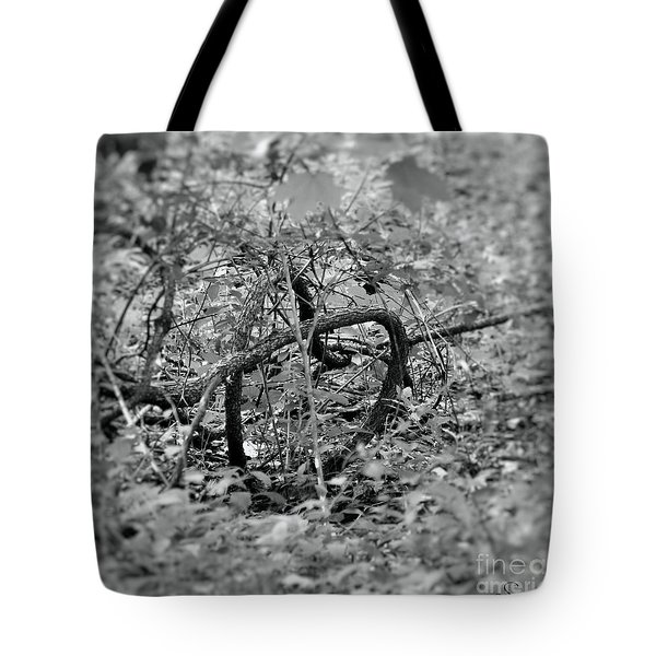 Tangled Love Tote Bag