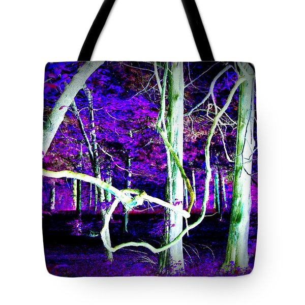 Tangled Love Tote Bag