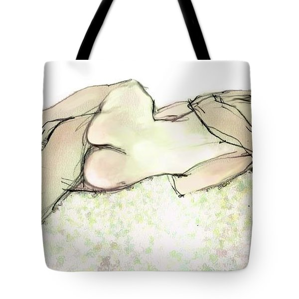 Tangled Together Tote Bag