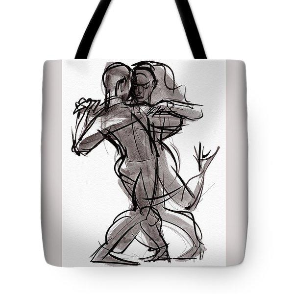 Tango #12 Tote Bag