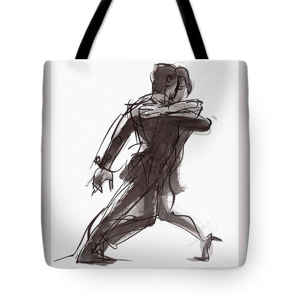 Tango #27 Tote Bag