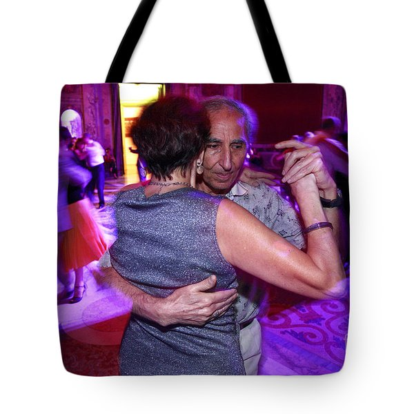 Tango In Buenos Aires Tote Bag