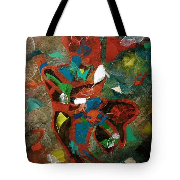 Tango With A Twist Tote Bag