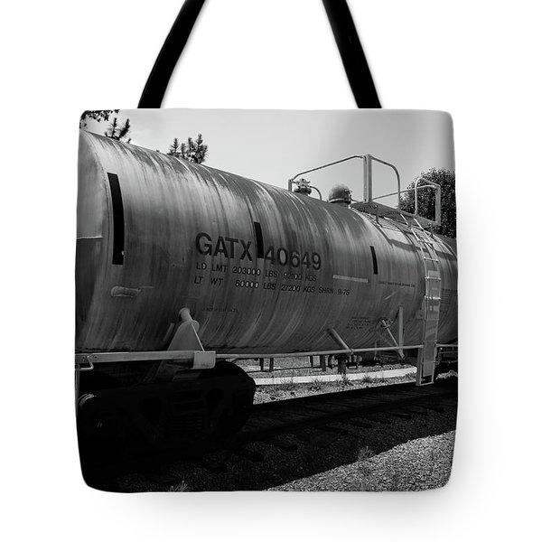 Tanker Tote Bag