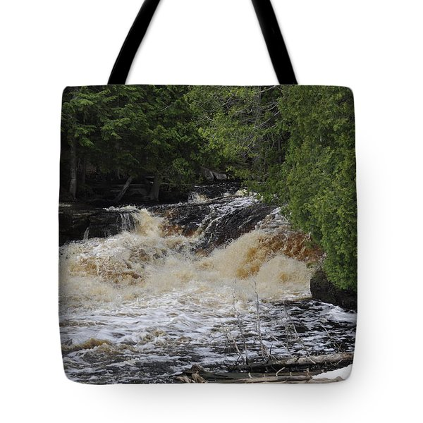 Tannic Waters Tote Bag