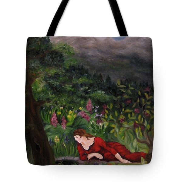 Tansel Of Loralin Tote Bag