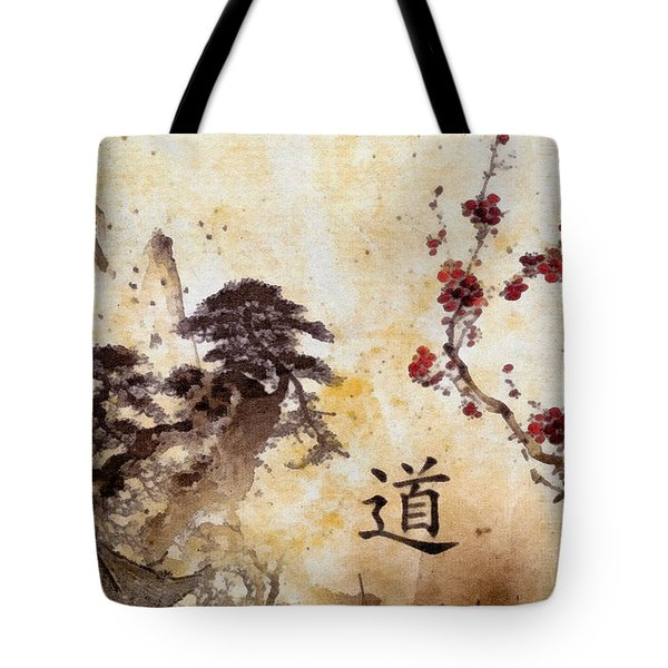 Tao Te Ching Tote Bag