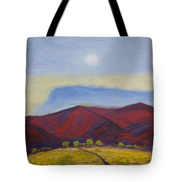 Taos Dream Tote Bag