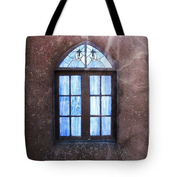Taos, There's Something In The Light 4 Tote Bag