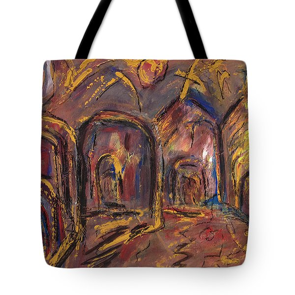 Taos's Spirit Tote Bag