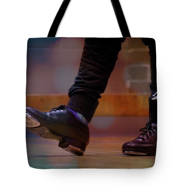 Tap Class Tote Bag