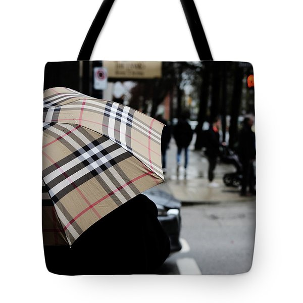 Tote Bag featuring the photograph Tap Me On The Shoulder  by Empty Wall