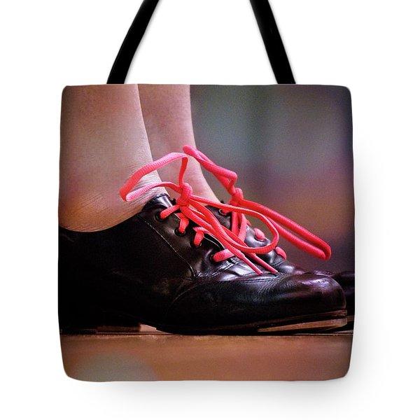 Tap Shoes Tote Bag