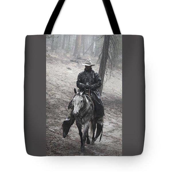 Tapadero Cowboy Tote Bag