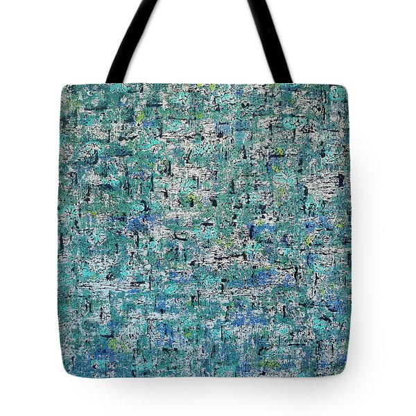 Tapestry Tote Bag by James Mancini Heath