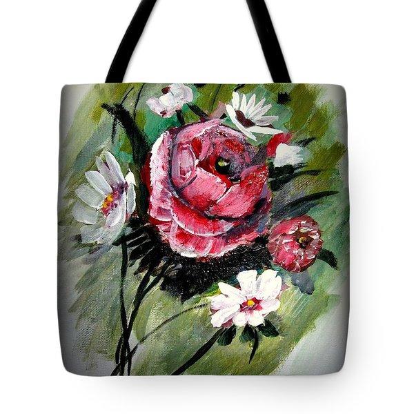 Tapesty Tote Bag