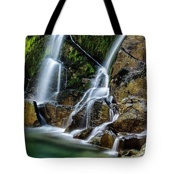 Tarcento's Cascade 2 Tote Bag