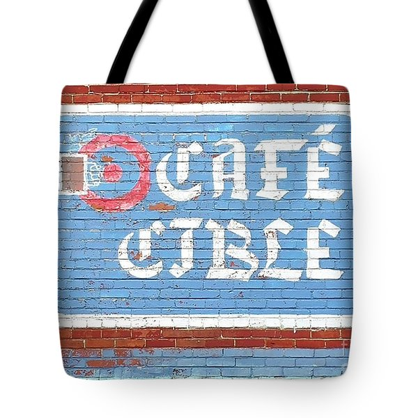 Targeted Tote Bag