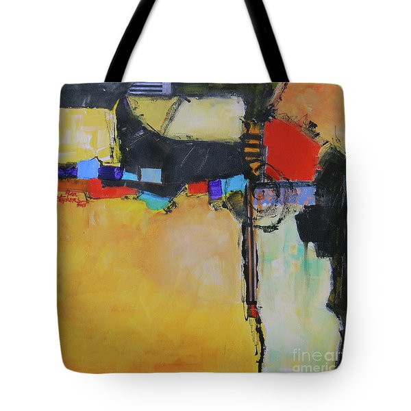Targeted Tote Bag by Ron Stephens