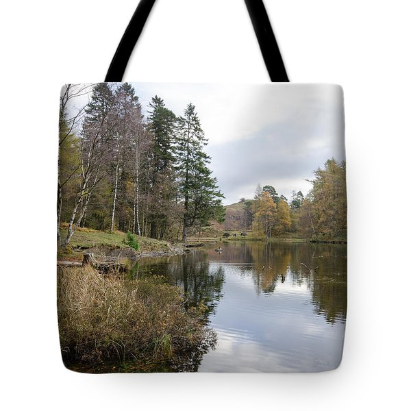 Tarn Hows Tote Bag