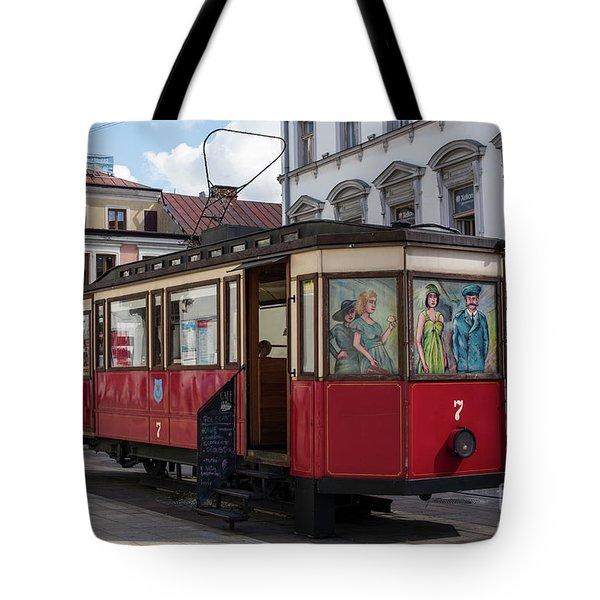 Tarnow, Poland Tote Bag