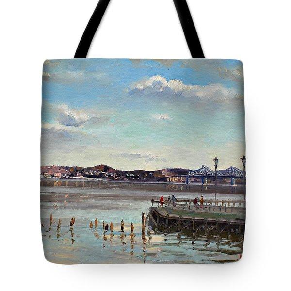 Tarrytown View Tote Bag