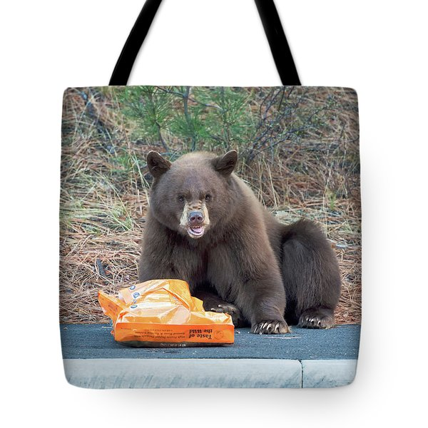 Taste Of The Wild Tote Bag