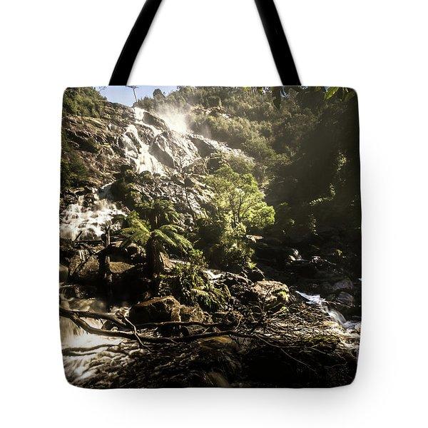 Tasmania Wild Tote Bag