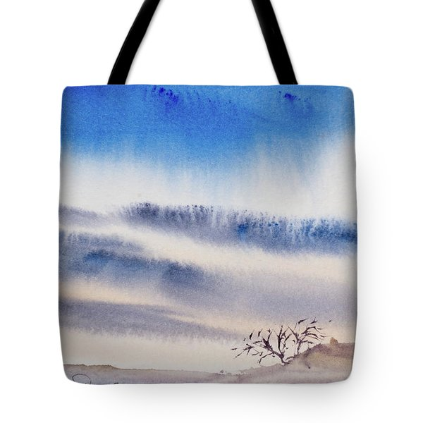 Tasmanian Skies Never Cease To Amaze And Delight. Tote Bag