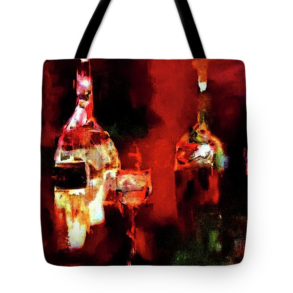 Taste Of Wine Tote Bag