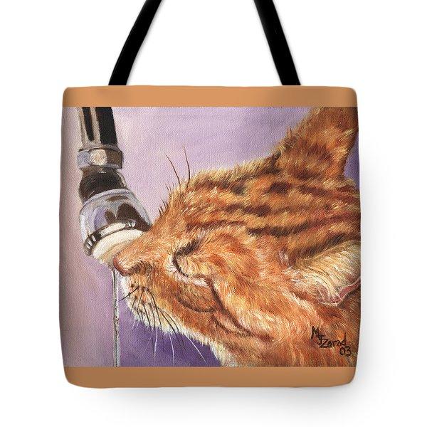Tastey Water Tote Bag