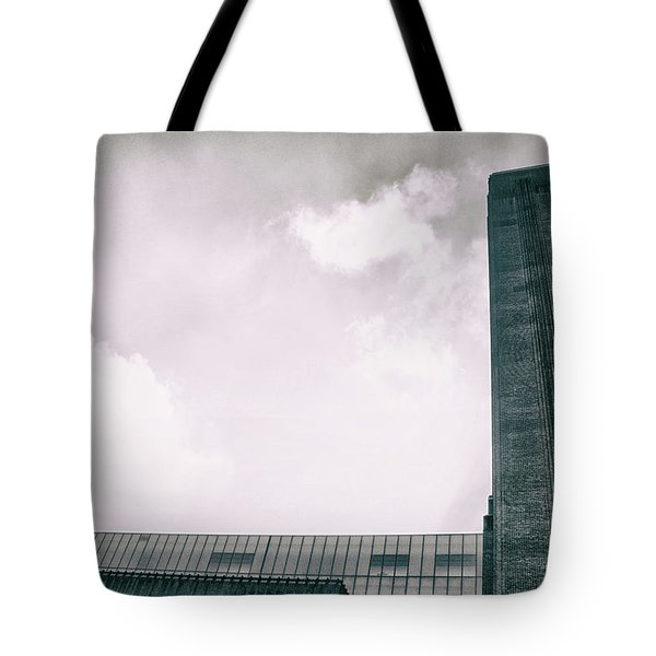 Tate Modern London Tote Bag